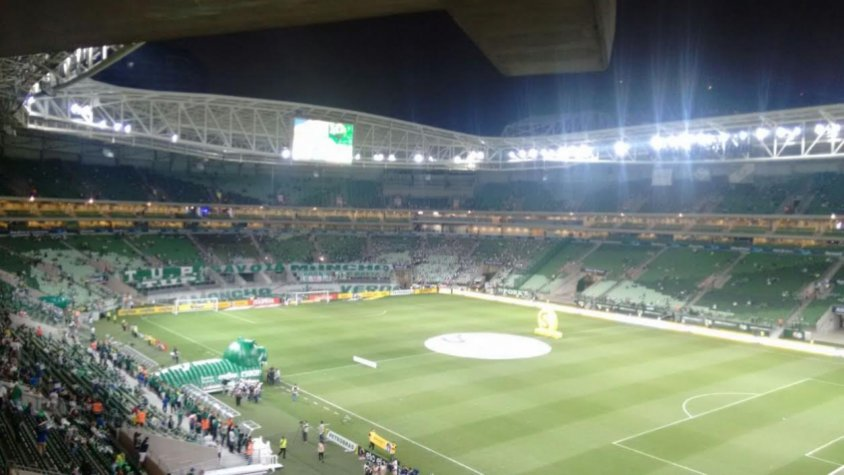 Allianz Parque - final Copa do Brasil (FOTO: Russel Dias)