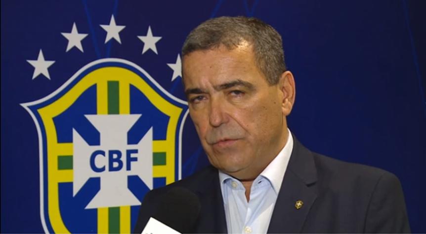 """Marcus Vicente - """"substituto"""" de Del Nero"""