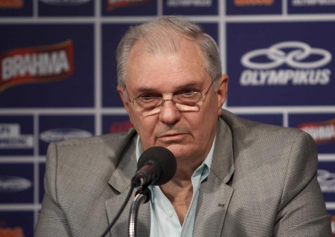 Gilvan de Pinho Tavares, presidente do Cruzeiro (Foto: Divulgação)