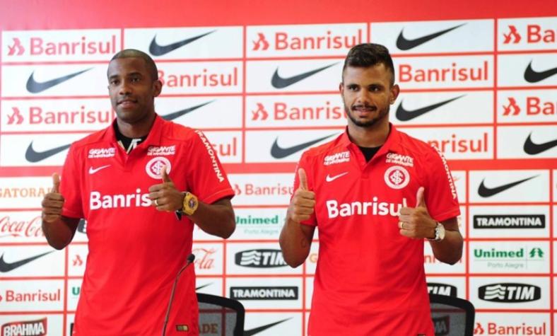 Fabinho e Fernando Bob