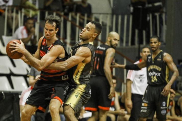 Marcelinho Machado basquete Flamengo