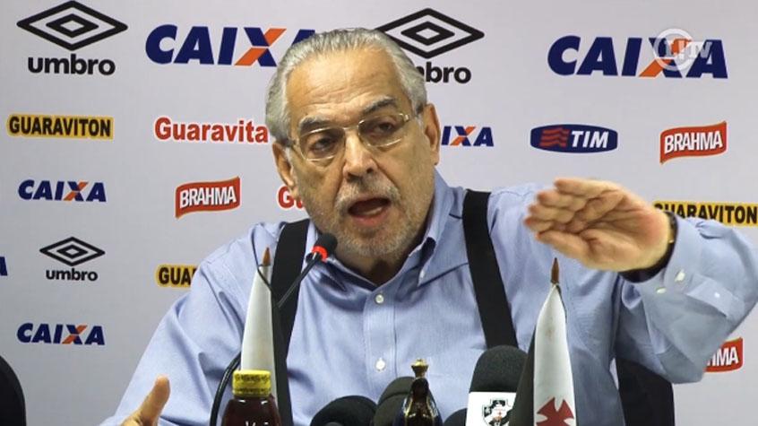 2ac55aa1bf HOME - Eurico Miranda fala sobre o projeto de contratar Ronaldinho Gaúcho  para o Vasco (