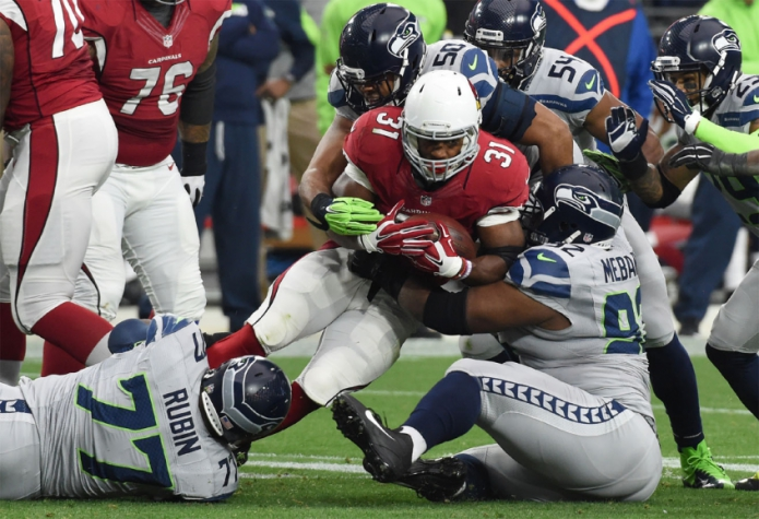 NFL - Seattle Seahawks e Arizona Cardinals