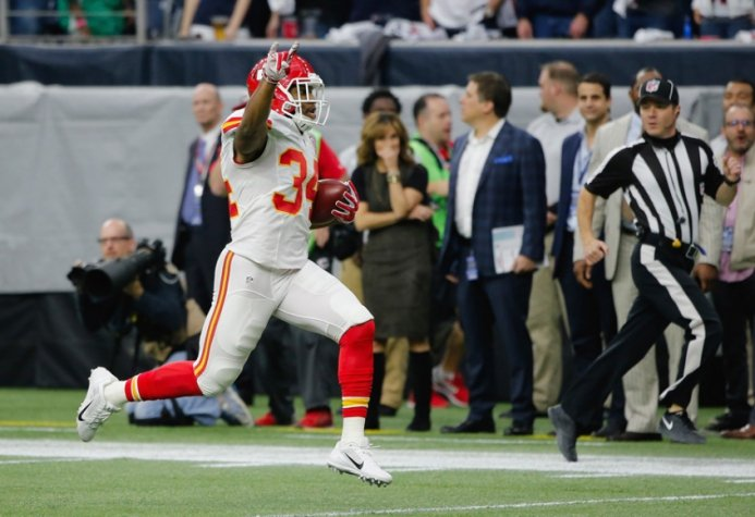 Kansas City Chiefs x Houston Texas (foto:Thomas B. Shea / GETTY IMAGES NORTH AMERICA / AFP)