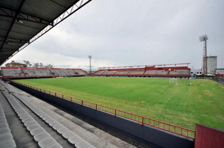 Estádio Giulite Coutinho (Foto: Divulgação/América)