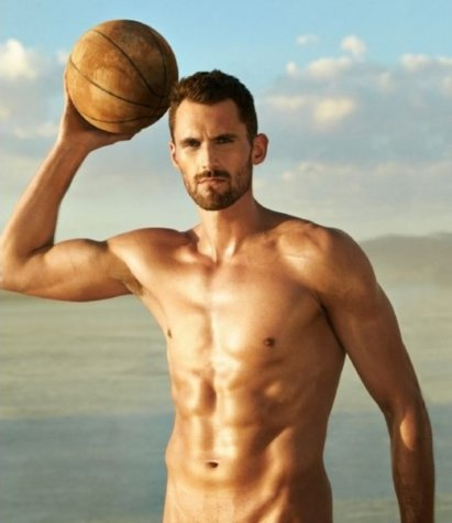 "Kevin Love no especial ""The Body Issue"" (ESPN The Magazine)"