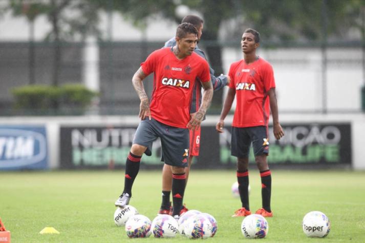 Festa que nada! Flamengo s� ter� folga no domingo durante o Carnaval