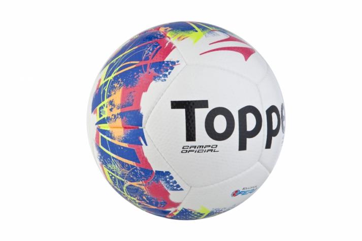 Nova bola do Campeonato carioca 2016 (Foto  Divulgação   Topper) 2404095cde90b