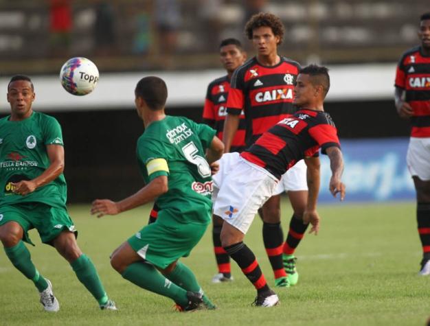Campeonato Carioca - Flamengo x Boa Vista