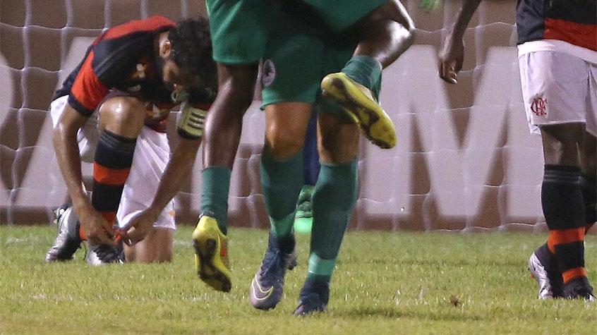 HOME - Flamengo x Boavista - Campeonato Carioca - Wallace (Foto: Cleber Mendes/LANCE!Press)