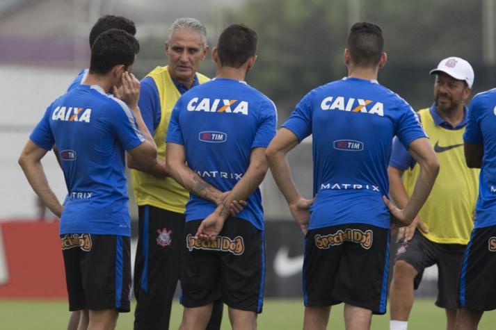 Em Itaquera, Timão terá dois novos titulares diante da Ponte Preta. Confira quem deve jogar