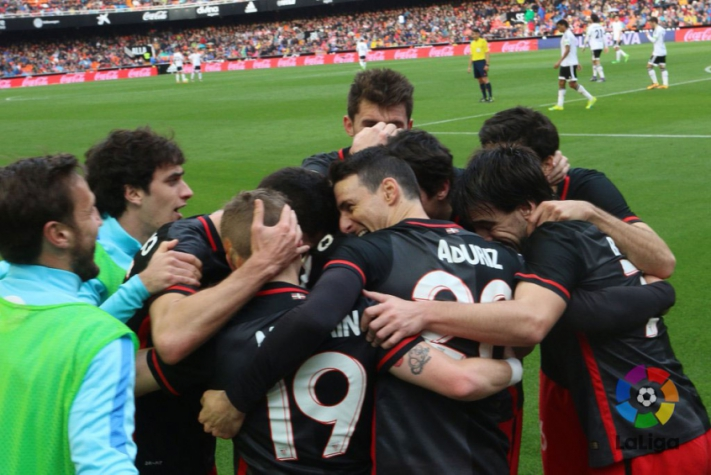 Valencia x Athletic Bilbao