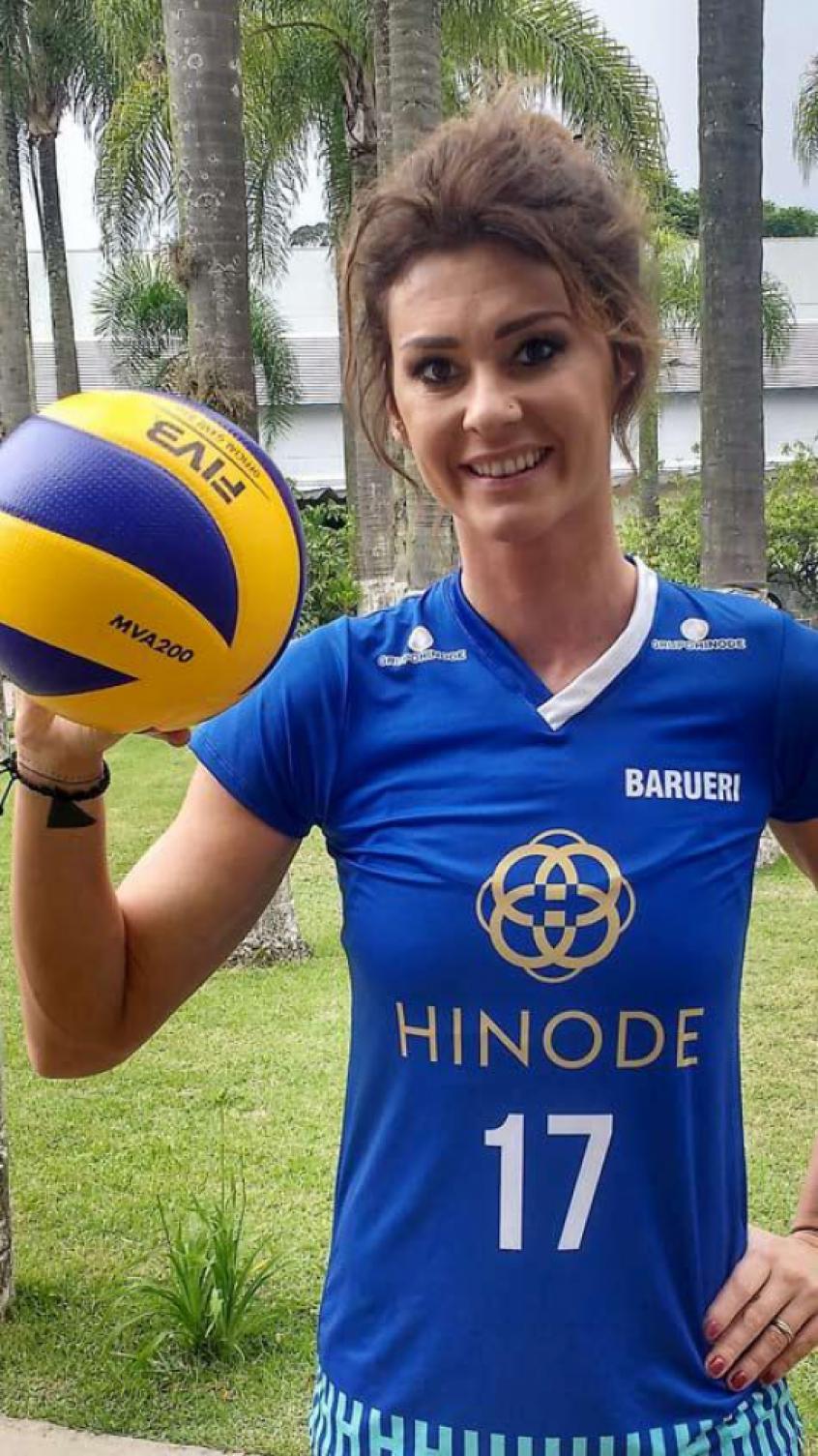 Na véspera da terceira rodada, Hinode anuncia a polonesa Kasia Skowronska