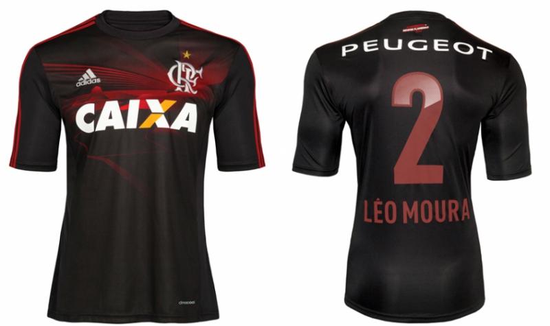 Fim do mistério! Adidas divulga terceiro uniforme do Flamengo  7b73939869b9b