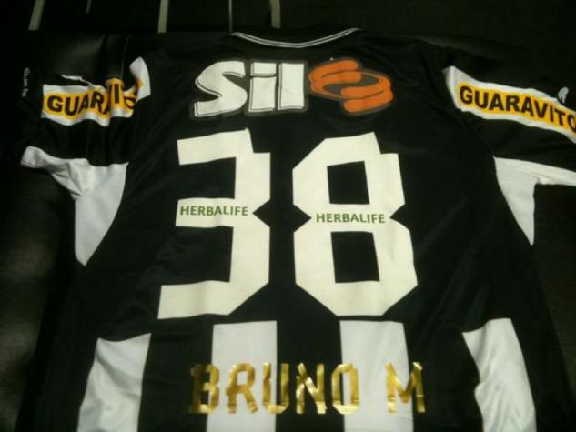 Botafogo divulga imagem da camisa com patrocínio da Sil  60458c8449ce1