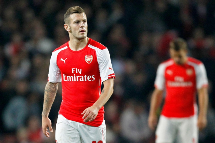 Wilshere - Arsenal (Foto: Ian Kington/ AFP)
