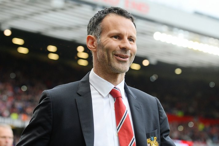 Ryan Giggs - Manchester United x Norwich (Foto: Andrew Yates/AFP)
