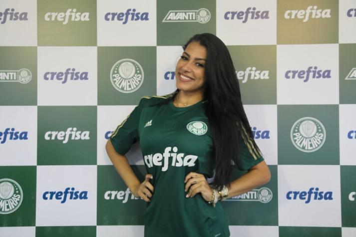 fc2f00296659b Adidas assume sugestão de camisa do Palmeiras que irritou a Crefisa ...
