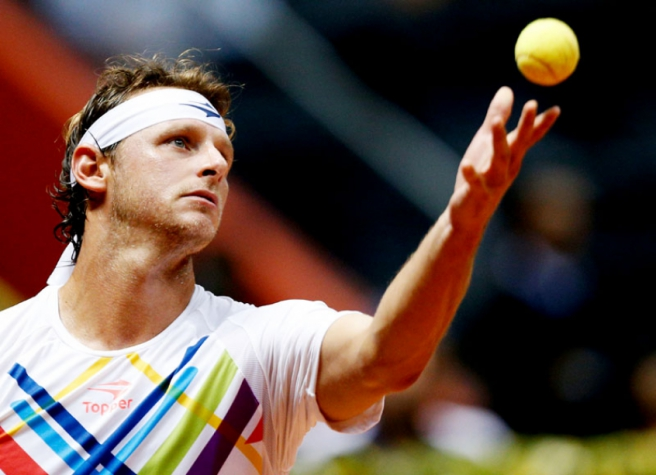 David Nalbandian - Brasil Open (Foto: Tom Dib)