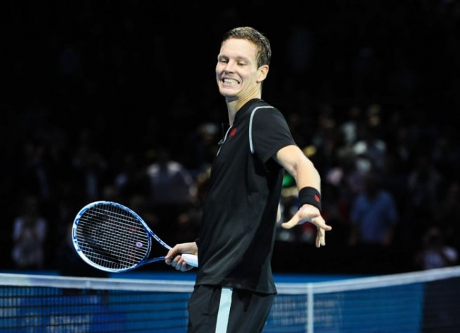 Tomas Berdych (Foto: Ben Stansall/ AFP)