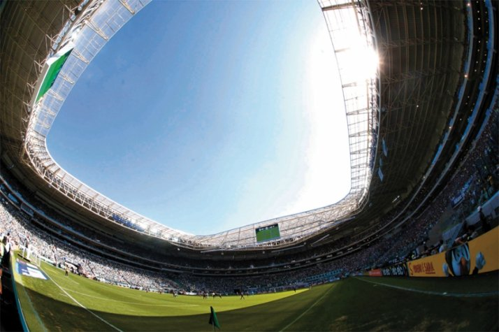 Allianz Parque (foto:Ari Ferreira/LANCE!Press)