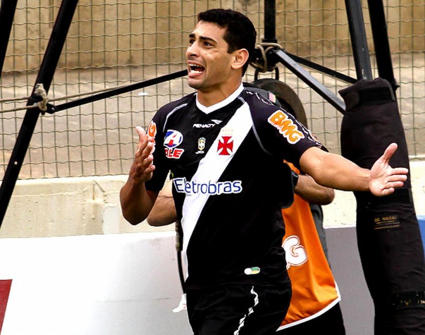 Diego Souza - Cruzeiro x Vasco (Foto: Gil Leonardi)