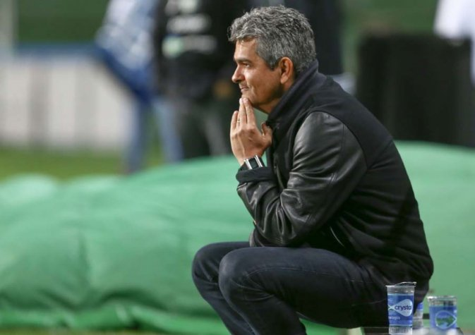 Ney Franco - técnico do Coritiba