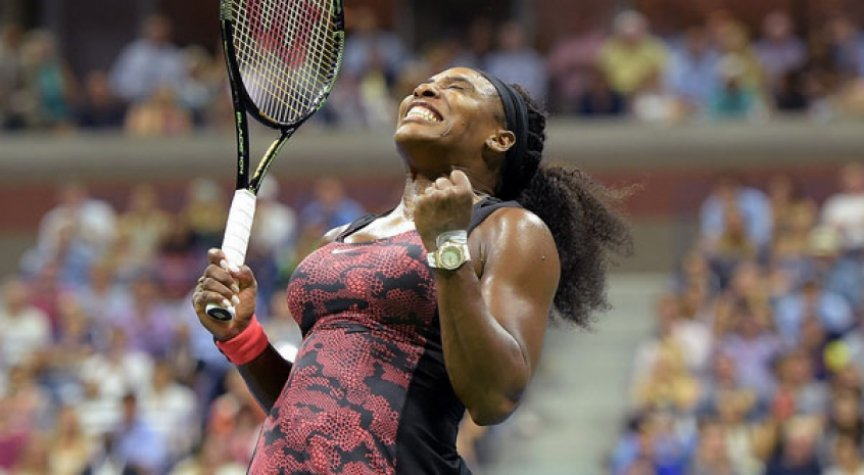 Serena Williams no US Open