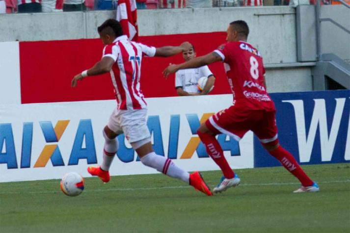 Campeonato Brasileiro SerieB - Nautico x Crb (foto:Adelson Carneiro/PernambucoPress)