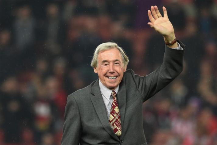 Gordon Banks ex Goleiro (foto:AFP)
