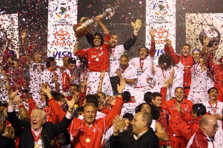 Internacional celebra os dez anos da Libertadores de 2006 nesta terça    LANCE!