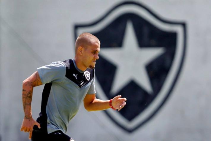 000fdc8461 Treino do Botafogo - Octavio