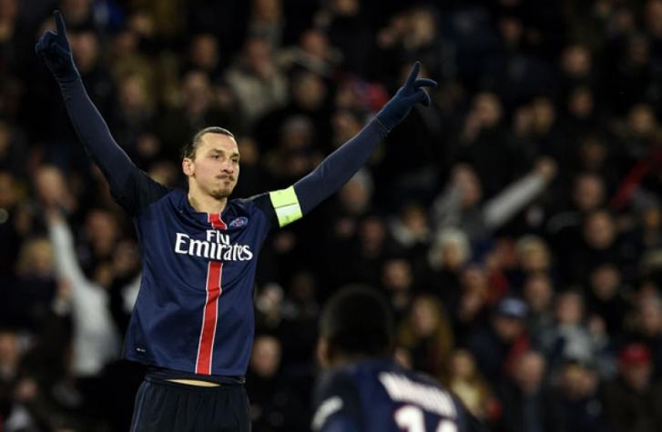 De sa�da do PSG? Ibrahimovic admite interesse de gigantes ingleses