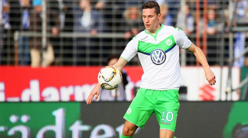 Draxler, do Wolfsburg