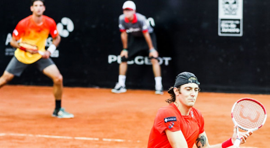 Thomaz Bellucci e Marcelo Demoliner