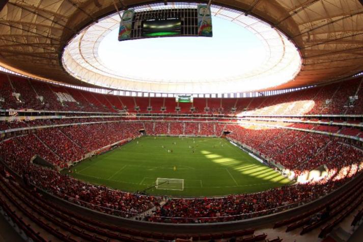 Conmebol confirma Brasília como local de Flamengo x Olimpia pelas quartas da Libertadores