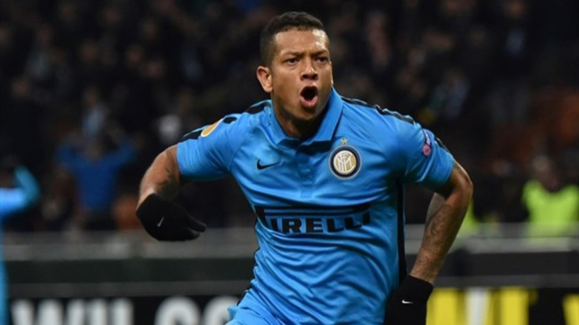Fredy Guarín (foto:AFP)