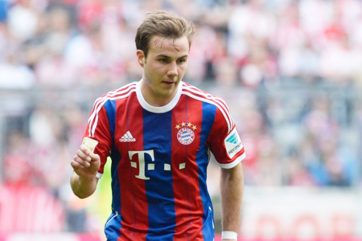 Mario Gotze - Bayern de Munique (Foto: Christof Stache/AFP)