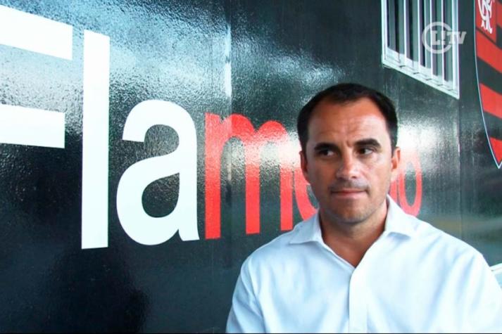 Frame - Rodrigo Caetano (Foto: Reprodução/L!TV)