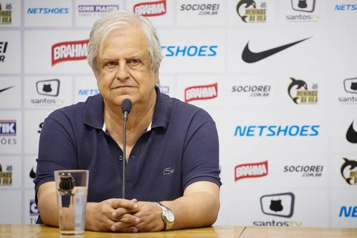 Modesto fala sobre adversário do Santos na Copa-BR: &#39Não veio à toa&#39