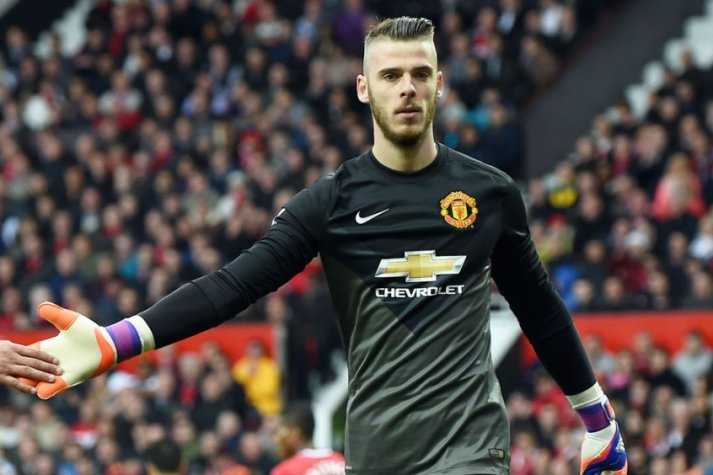 David de Gea - Manchester United (Foto: Paul Ellis/ AFP)