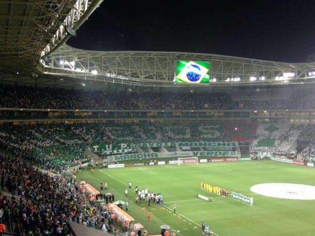 Verdão vende 14.500 ingressos para jogo do Paulista e 23 mil para ... b503eb48330c0