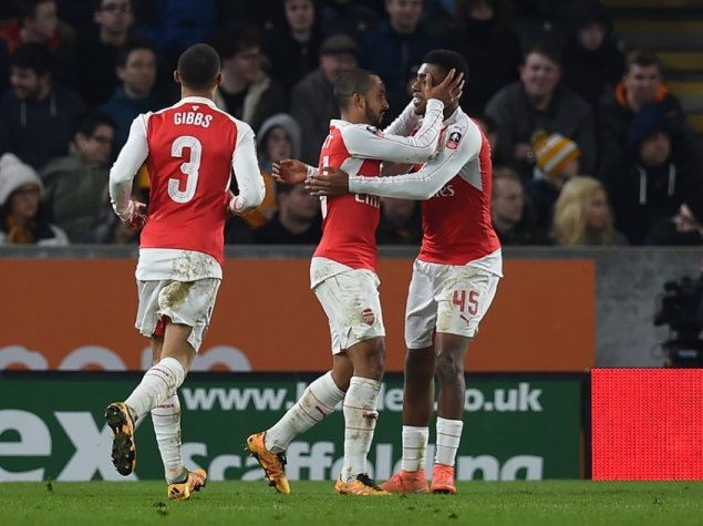 Hull City x Arsenal (foto:Paul ELLIS / AFP)