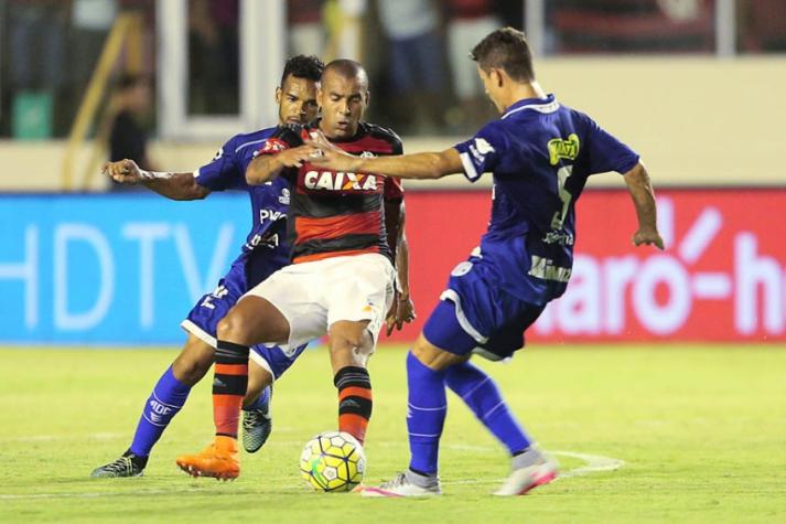 Flamengo x Confiança