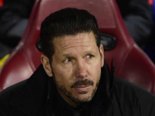 Simeone - Atletico de Madrid