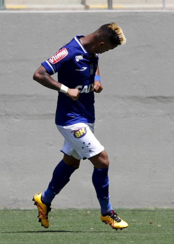 Rafael Silva, atacante do Cruzeiro (Foto: Washington Alves/Light Press/Cruzeiro)