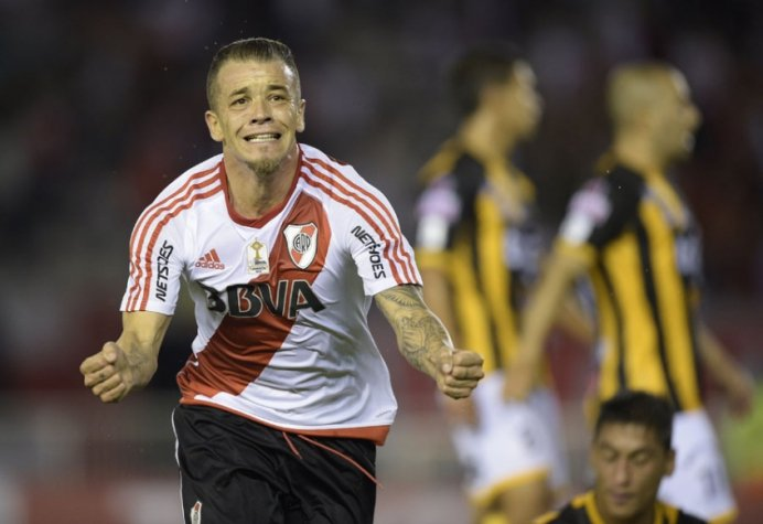 D'Alessandro - River Plate (Atual)