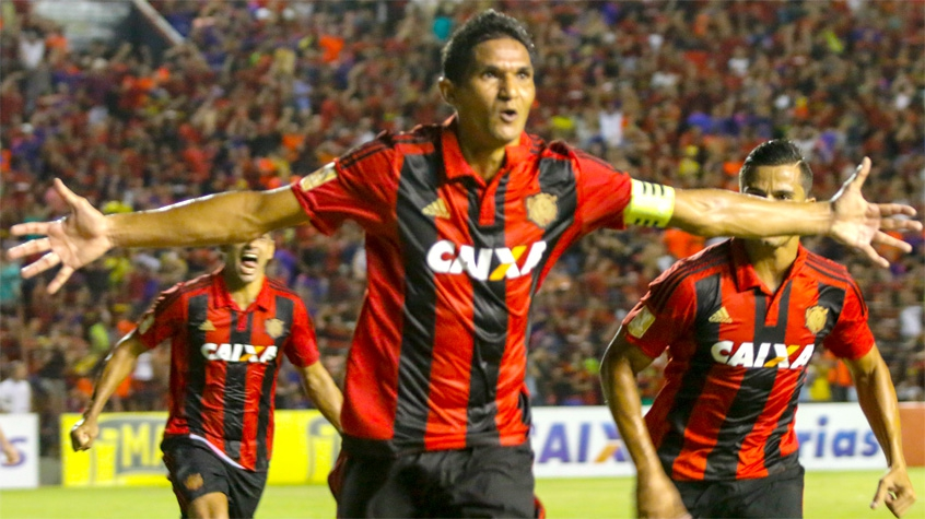 HOME - Sport x Campinense - Copa do Nordeste - Durval (Foto: Clelio Tomaz/AGIF/LANCE!Press)