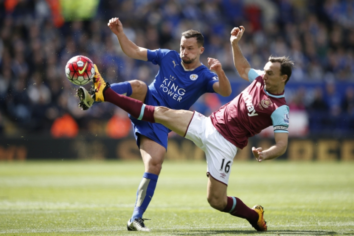 Leicester City x West Ham