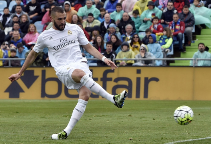 Benzema - Real Madrid